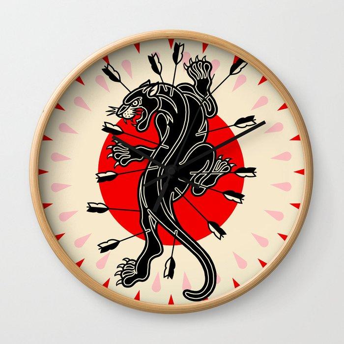 Let It Bleed Wall Clock