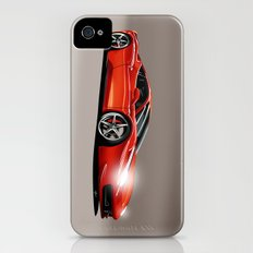 FERRARI 458 iPhone (4, 4s) Slim Case