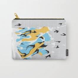 I'm like a bird Carry-All Pouch