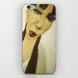 Cul Of Pen iPhone Skin