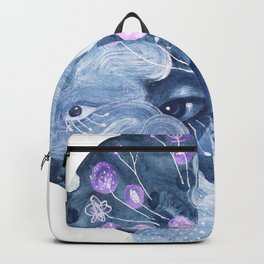 The rabbit mask Backpack