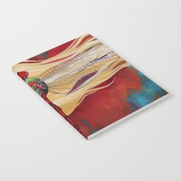 The Red Half Notebook
