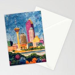 San Antonio Celebration Stationery Cards
