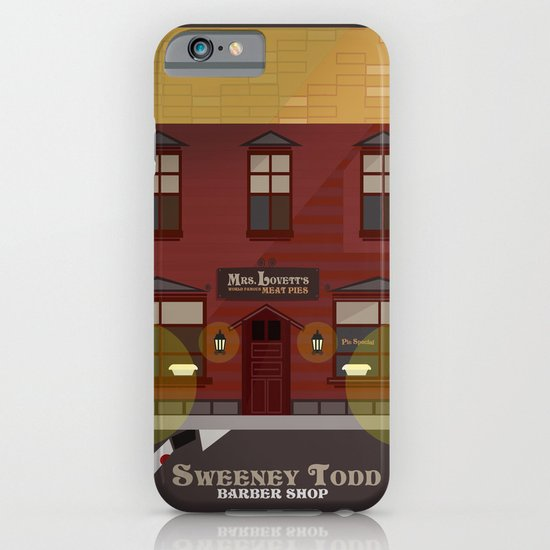 sweeney todd  iPhone & iPod Case