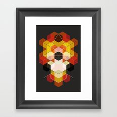 LNE #3 Framed Art Print
