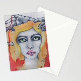 manipulated Stationery Cards