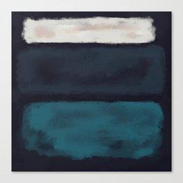Rothko Inspired #17 Canvas Print