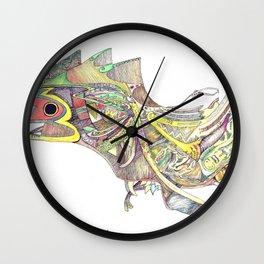 Old World 1 Wall Clock