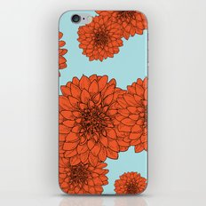 Flower Two iPhone & iPod Skin