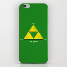 Project Triforce iPhone & iPod Skin