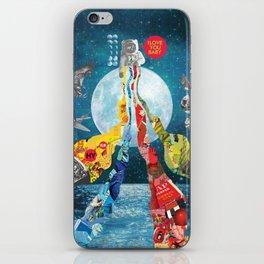 Luna Marina iPhone Skin