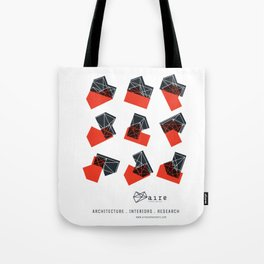 aireshops | Aire + Partners | Brand Book Tote Bag