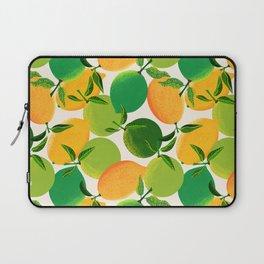 Lemons and Limes Laptop Sleeve