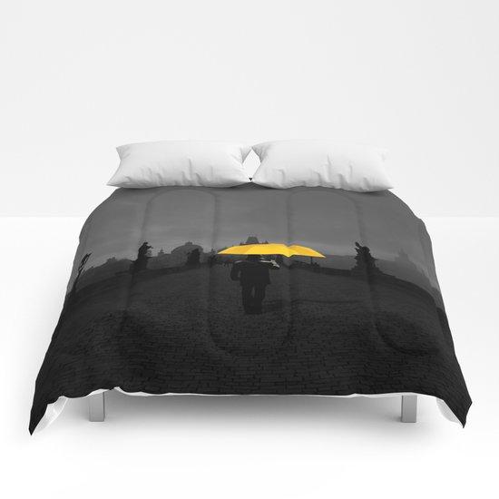 Hope in the dark Comforters