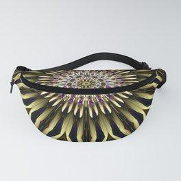 Hypnotic flower Fanny Pack