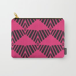 Dune-Magenta Carry-All Pouch