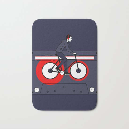 Welcome to Your Tape Bath Mat