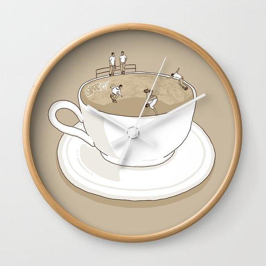 Skatea Wall Clock