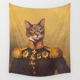 General Bity Bits Portrait Wall Tapestry