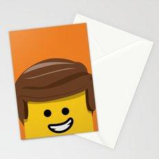 Brick Builder Stationery Cards