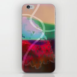 abstract 006. iPhone Skin