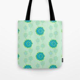 Handbag Heaven Blues - details Tote Bag