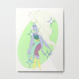 Opal (Steven Universe) Metal Print