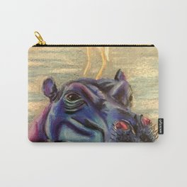 Hippo Ride Carry-All Pouch