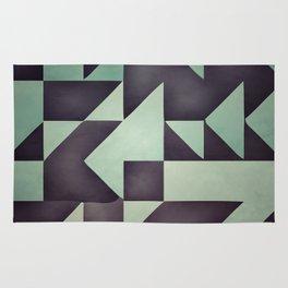 :: geometric maze VIII :: Rug