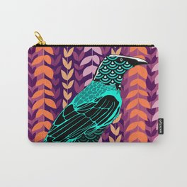 Wild Raven Carry-All Pouch