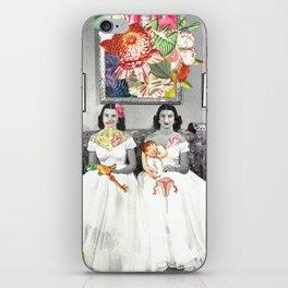 Visceral love iPhone Skin