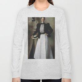 John Singer Sargent - Mr. and Mrs. I. N. Phelps Stokes Long Sleeve T-shirt