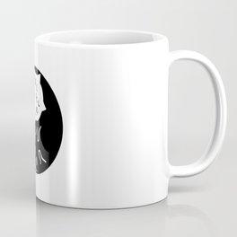 Cute cats Yin Yang sign Coffee Mug