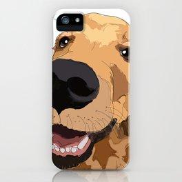 Bitch Please.  I'm Fabulous.  Golden Retriever iPhone Case
