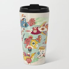 The other side of another sun Metal Travel Mug