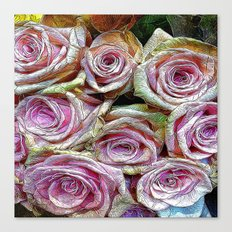 :: Rose is a Rose :: Canvas Print