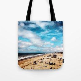 Manhattan Beach Summer Tote Bag