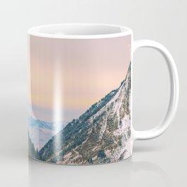 Sunset Through the Valley Coffee Mug