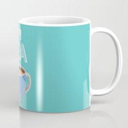 Enjoy TEA vintage Poster Coffee Mug