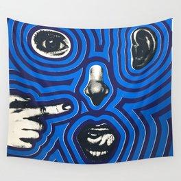 Five Senses Wall Tapestry