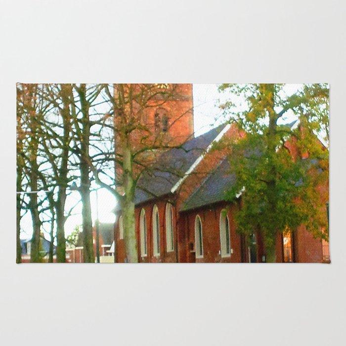 Autumn in Haren The Netherlands Rug