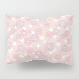 Spring Wind Flower Pillow Sham