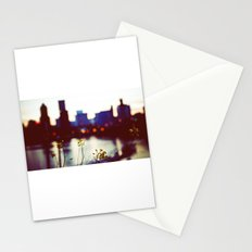 welcome to portland oregon Stationery Cards