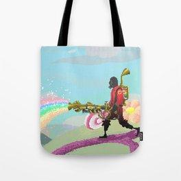 Do you believe in magic? Tote Bag