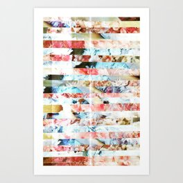 Floral Ethereal Art Print
