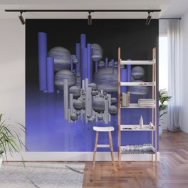 in the future -01- Wall Mural