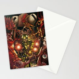 THE FUCKING FROGMAN Stationery Cards