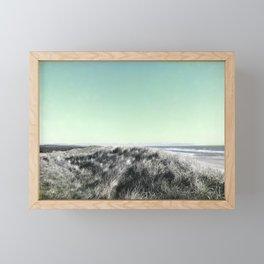 Escape Oregon Coast Beach Pacific Ocean, Northwest Framed Mini Art Print