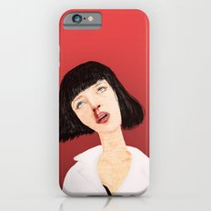 Mrs Mia Wallace iPhone 6s Slim Case