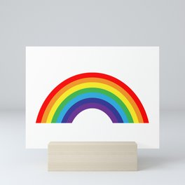 Rainbow Mini Art Print